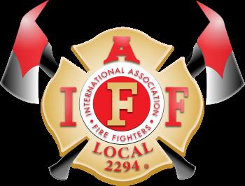 Hillsobrough Fire Fireghters Union 2294 Logo