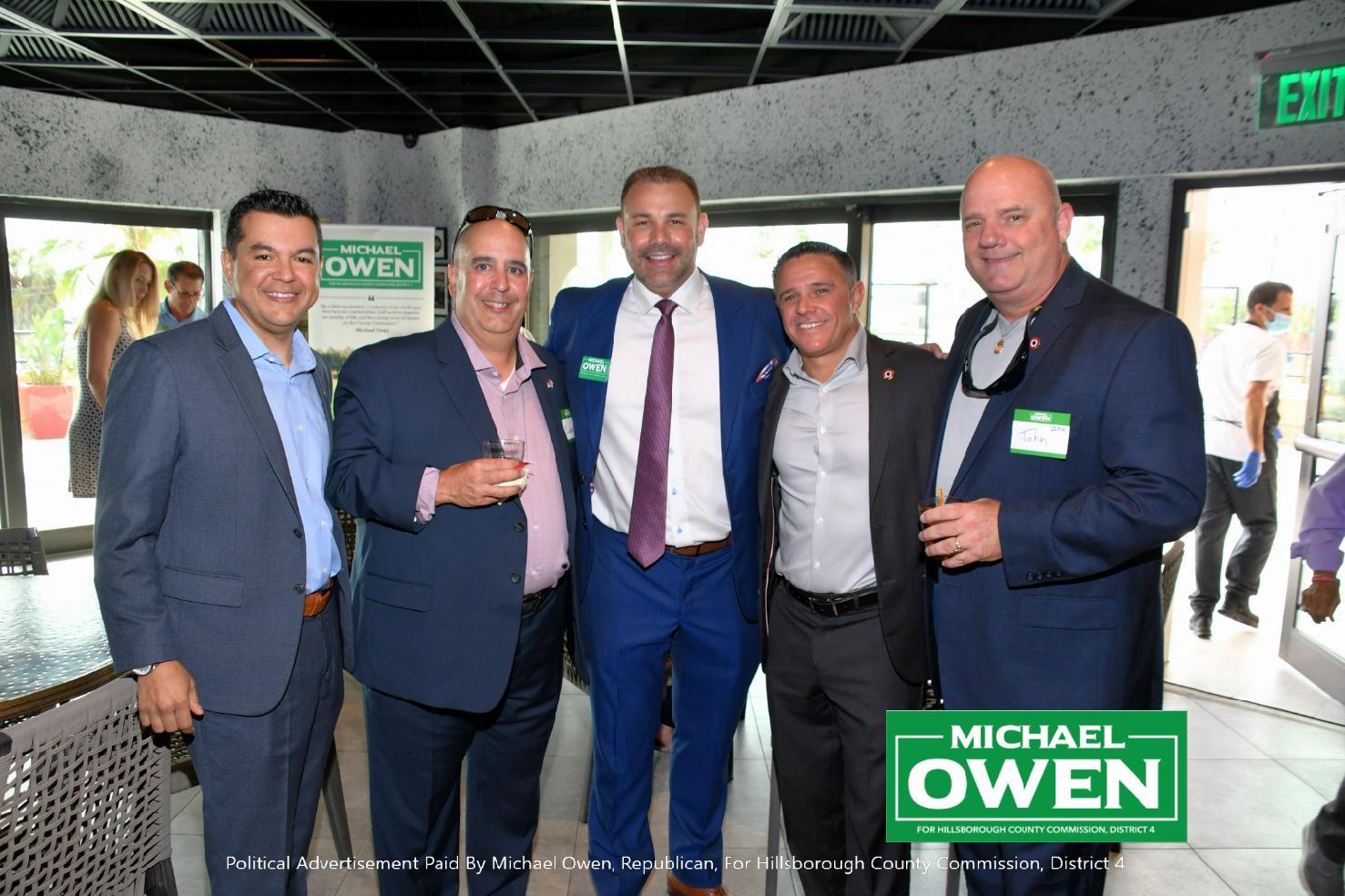 Mike Owen Campaign